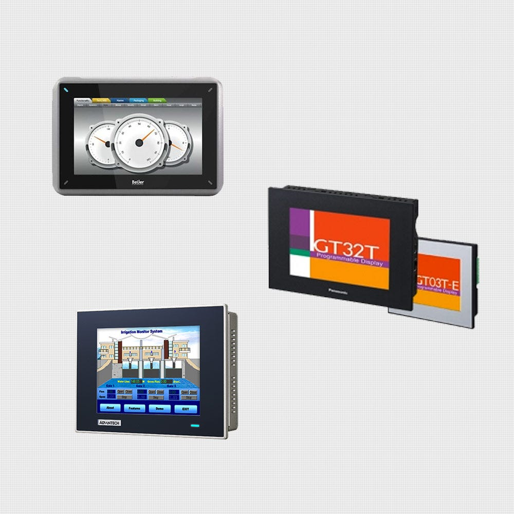 HMI and Computer Products-image