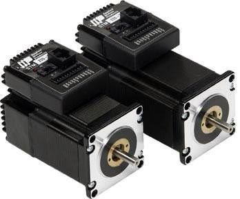 Applied Motion Products Integrated Stepper Motors