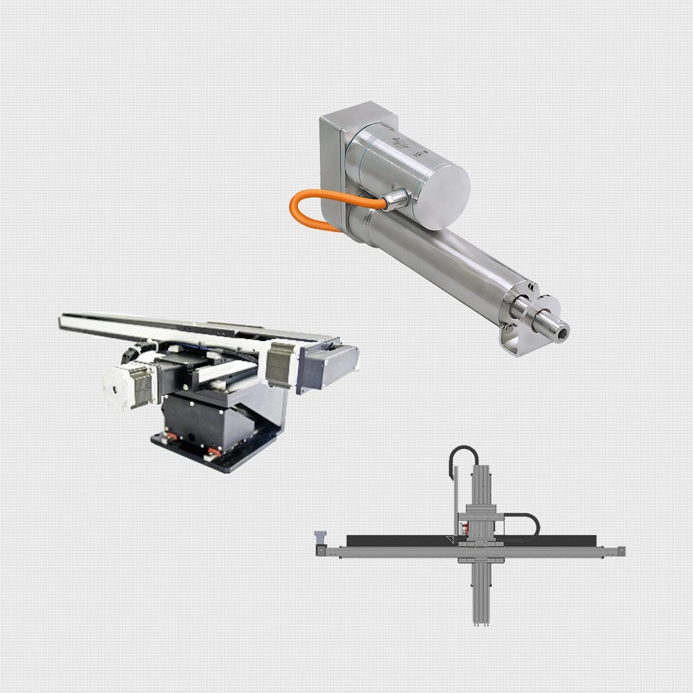 linear rotary actuators