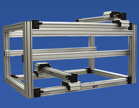 Macron Dynamics Double Stacked Gantry System